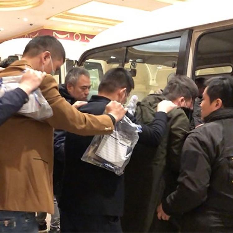 司警打擊源頭不手軟再拘28男女