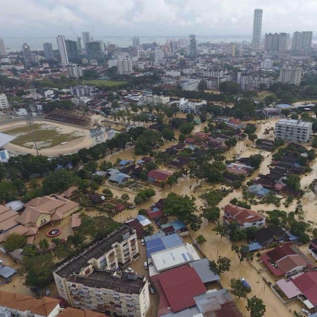 越南大馬至少30死22失踪
